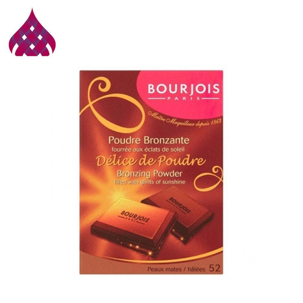 رژگونه شکلاتی شماره ۵۲ بورژوا