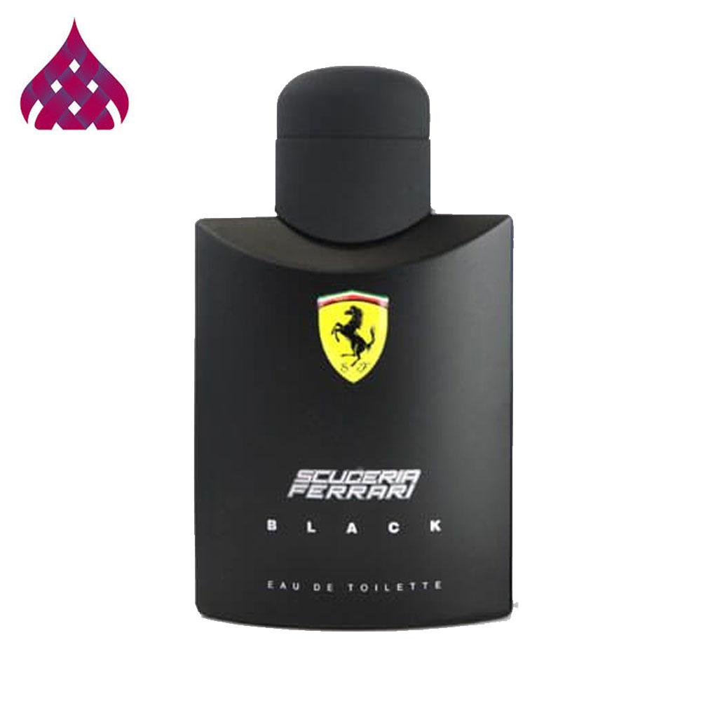 ادکلن فراری مشکی-اسکودریا بلک | Ferrari Scuderia Black