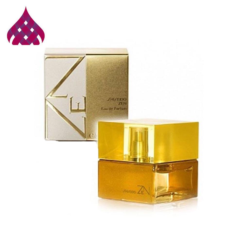 عطر ادکلن شیسیدو زن زنانه- طلایی   Shiseido Zen